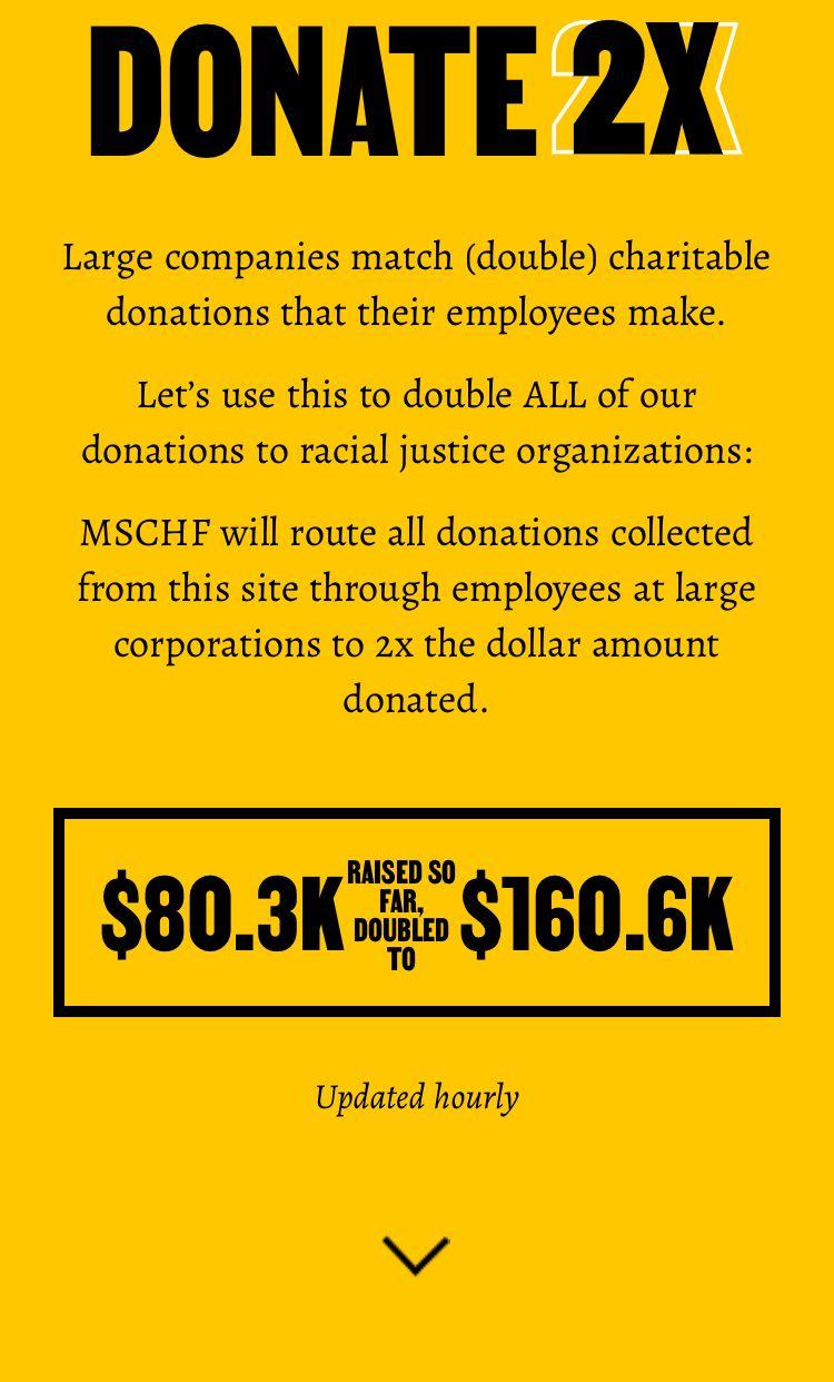 MSCHF Donate 2x