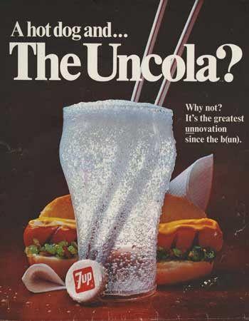 7 Up's Uncola Campaign