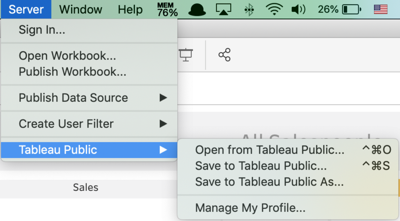Embed Tableau into Webpages without Permission Restrictions